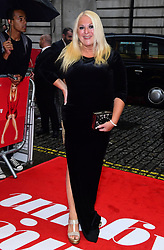 Vanessa Feltz attending a screening of Home Again in London. Picture Date: Thursday 21 September. Photo credit should read: Ian West/PA Wire