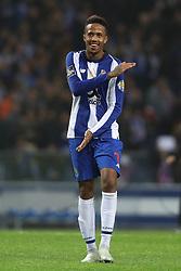 November 10, 2018 - Porto, Porto, Portugal - Porto's Brazilian defender Eder Militao during the Premier League 2018/19 match between FC Porto and SC Braga, at Dragao Stadium in Porto on November 9, 2018. (Credit Image: © Dpi/NurPhoto via ZUMA Press)