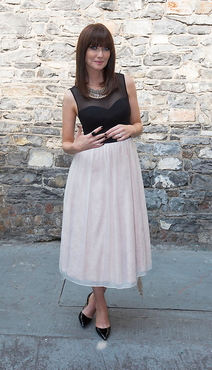 Repro Free: 11/09/2014<br /> Jennifer McGuire pictured at the RTÉ Two New Season Launch in Gateway House, Capel Street. Picture Andres Poveda