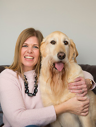 EXCLUSIVE: A hipster-like hound has dog walkers in a Welsh town doing a double-take because he has grown his own BEARD. Labrador poodle-cross Buster looks like a normal dog until you get to his muzzle where he sports whiskers ZZ Top would be proud of. The eight-year-old canine wasn't born with the beard but has sprouted his luxurious seven-inch locks in the past couple of years. Because of the attention from locals in his home town of Barry, South Wales, Buster's owner Natalie Beattie has now written a book about her hairy hound. Entitled 'That Dog Has Got a Beard' the new illustrated children's book tells the story of Buster getting noticed and explains how it's ok to be different. Former primary school teacher Natalie, 40, penned the story off the back of her own experience with Buster and caring for her 12-year-old son Ethan, who has autism. (see Magnus copy). 21 Feb 2018 Pictured: Pic from Matthew Horwood/ Magnus News Agency. Pic shows Buster and owner Natalie Beattie. A hipster-like hound has dog walkers in a Welsh town doing a double-take because he has grown his own BEARD. Labrador poodle-cross Buster looks like a normal dog until you get to his muzzle where he sports whiskers ZZ Top would be proud of. The eight-year-old canine wasn't born with the beard but has sprouted his luxurious seven-inch locks in the past couple of years. Because of the attention from locals in his home town of Barry, South Wales, Buster's owner Natalie Beattie has now written a book about her hairy hound. Entitled 'That Dog Has Got a Beard' the new illustrated children's book tells the story of Buster getting noticed and explains how it's ok to be different. Former primary school teacher Natalie, 40, penned the story off the back of her own experience with Buster and caring for her 12-year-old son Ethan, who has autism. Photo credit: Magnus News Agency / MEGA TheMegaAgency.com +1 888 505 6342
