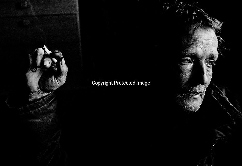 Det påvirker KJ dybt at han lige er blevet slået ned af en gammel kammerat. 1-16.<br /> <br /> Photo Carsten Snejbjerg