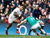 Rugby-Six Nations 2020-Ireland vs England-Feb 23, 2020