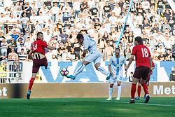 Mario Gavranovic #17 of HNK Rijeka during football match between HNK Rijeka and HNK Cibala in Round #35 of 1st HNL League 2016/17, on May 21st, 2017 in Rujevica stadium, Rijeka, Croatia. Photo by Grega Valancic / Sportida