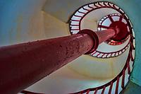 Jamestown Lighthouse II (interior)