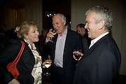 HANNAH ROTHSCHILD; MICHAEL COCKERELL; LORD EVANS; , Vanity Fair, Baroness Helena Kennedy QC and Henry Porter launch ' The Convention on Modern Liberty'. The Foreign Press Association. Carlton House Terrace. London. 15 January 2009