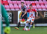 FotballTippeliga 2016Tromsø IL - Brann01.05.16<br /> Magnus Andersen, Tromsø<br /> Erik Huseklepp, Brann<br /> <br /> NBNB!! IKKE FOR NORDLYS<br /> <br /> Foto: Tom Benjaminsen / Digitalsport