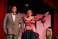 Hello Dolly dress rehearsal at Laconia High School.   Karen Bobotas for the Laconia Daily Sun