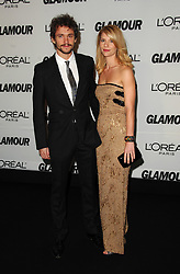 Actors Hugh Dancy and Claire Danes attend the Glamour Women Of The Year Awards at Lincoln Center's Avery Fisher Hall in New York City, USA on November 5, 2007. Photo by Gregorio Binuya/ABACAUSA.COM (Pictured : Hugh Dancy, Claire Danes)  | a40239_122