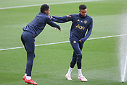 Manchester United Training Session, Barcelona, 15-04-2019. 150419