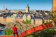 Stockholm town - all
