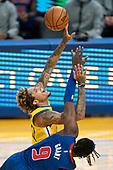 20210130 - Detroit Pistons @ Golden State Warriors