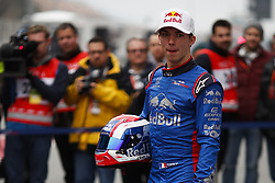 February 26, 2018 - Barcelona, Catalonia, Spain - February 26, 2018 - Circuit de Barcelona-Catalunya, Montmelo, Spain - Formula One preseason 2018; Pierre GASLY from France of Team Scuderia Toro Rosso Honda, Toro Rosso STR13. (Credit Image: © Eric Alonso via ZUMA Wire)