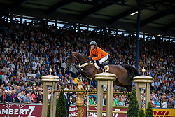 Greve Willem, NED, Zypria S<br /> CHIO Aachen 2019<br /> Weltfest des Pferdesports<br /> © Hippo Foto - Stefan Lafrentz<br /> Greve Willem, NED, Zypria S