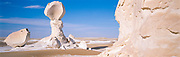 Pinnacle, White Desert, Al Farafrah, Egypt, 1996