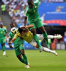 Senegal v Colombia  - 28 June 2018
