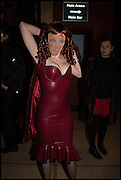 SUZETTE FIELD, The Dark Side of Love, Valentine's Masked Ball. the Coronet Theatre, Elephant and Castle. London. 13 February 2015.
