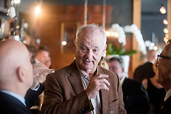 Bill Murray at exclusive after-work get-together in the company of Slovenia Vodka on June 5, 2017 in Restaurant and Bar Atelje, Ljubljana, Slovenia. Photo by Matic Klansek Velej / Sportida