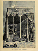 The Tabernacle in the Wilderness from ' The Doré family Bible ' containing the Old and New Testaments, The Apocrypha Embellished with Fine Full-Page Engravings, Illustrations and the Dore Bible Gallery. Published in Philadelphia by William T. Amies in 1883