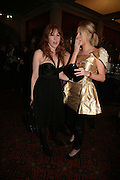 Charlotte Tilbury and Lady Sophia Hesketh, THE DINER DES TSARS in aid of UNICEF. To celebrate the launch of Quintessentially Wine, Guildhall. London. 29 March 2007.  -DO NOT ARCHIVE-© Copyright Photograph by Dafydd Jones. 248 Clapham Rd. London SW9 0PZ. Tel 0207 820 0771. www.dafjones.com.