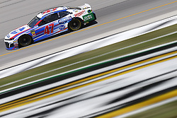 July 13, 2018 - Sparta, Kentucky, United States of America - AJ Allmendinger (47) brings his race car down the front stretch during practice for the Quaker State 400 at Kentucky Speedway in Sparta, Kentucky. (Credit Image: © Chris Owens Asp Inc/ASP via ZUMA Wire)