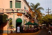 Cafe Pacifico, Old Town, Mazatlan, Sinaloa, Mexico