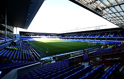A general view of Goodison Park, home of Everton - Mandatory by-line: Robbie Stephenson/JMP - 05/11/2017 - FOOTBALL - Goodison Park - Liverpool, England - Everton v Watford - Premier League