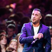 NLD/Amsterdam/20130418- Uitreiking 3FM Awards 2013, the Opposites, Twan van Steenhoven