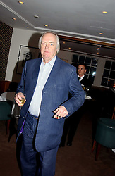 SIR TIM RICE at a party to celebrate a book of work by artist Jack Vettriano held at The Bluebird Club & Dining Room, 350 Kings Road, London on 7th December 2004.<br /><br />NON EXCLUSIVE - WORLD RIGHTS