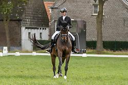 Nestor Lotte, BEL, Ferrari<br /> Nationaal Kampioenschap LRV <br /> Paarden Dressuur - Oudenaarde 2020<br /> © Hippo Foto - Dirk Caremans<br /> 04/10/2020