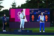 Olympic Mens Golf 2021