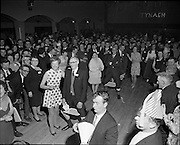 20/04/1970<br /> 04/20/1970<br /> 20 April 1970<br /> Tynagh Mines Dinner Dance at Loughrea, Co. Galway. The party in full swing.  An interesting game being played.