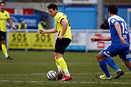 Eastleigh FC 1-0 Stockport County FC 20.2.21
