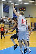 DESCRIZIONE : Varallo Torneo di Varallo Lega A 2011-12 EA7 Emporio Armani Milano Banco di Sardegna Sassari<br /> GIOCATORE : Travis Diener<br /> CATEGORIA : Tiro Penetrazione<br /> SQUADRA : Banco di Sardegna Sassari<br /> EVENTO : Campionato Lega A 2011-2012<br /> GARA : EA7 Emporio Armani Milano Banco di Sardegna Sassari<br /> DATA : 11/09/2011<br /> SPORT : Pallacanestro<br /> AUTORE : Agenzia Ciamillo-Castoria/A.Dealberto<br /> Galleria : Lega Basket A 2011-2012<br /> Fotonotizia : Varallo Torneo di Varallo Lega A 2011-12 EA7 Emporio Armani Milano Banco di Sardegna Sassari<br /> Predefinita :