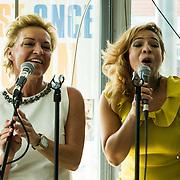 NLD/Alphen aan de Rijn/20140402 - Just Once Again , Mariska van Kolck en Nurlaila Karim