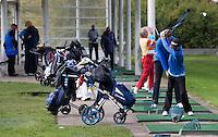 VELDHOVEN - Driving-Range, Golfbaan Gendersteyn Burggolf.  COPYRIGHT KOEN SUYK