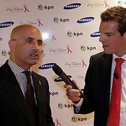 NLD/Haarlem/20081001 - Presentatie Pink Ribbon Ladyphone, Paul Wilking