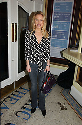 The HON.IMOGEN LLOYD WEBBER at the Grand Classics screening of Manhattan hosted by Giles Deacon at the Electric Cinema, Portobello Road, London W11 on 13th November 2006.<br /><br />NON EXCLUSIVE - WORLD RIGHTS