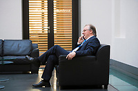 DEU, Deutschland, Germany, Berlin, 16.12.2016: Sachsen-Anhalts Ministerpräsident Reiner Haseloff (CDU) bei einer Sitzung im Bundesrat.