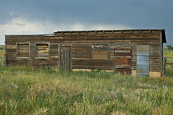 Abandoned building in New Mexico