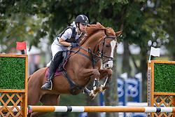 Caems Kiana, BEL, Roxanne<br /> Nationaal Kampioenschap LRV Ponies <br /> Lummen 2020<br /> © Hippo Foto - Dirk Caremans<br /> 27/09/2020
