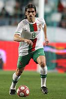 World Cup 2010 Preview - Portugal Team. In picture: Pedro Mendes . **File Photo** 20100303. PHOTO: Ricardo Estudante/CITYFILES