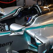 NLD/Amsterdam/20150416 - Opening AutoRai 2015, Formule 1 wagen van  McLaren