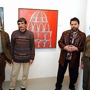 Russische kunstenaars exposeren bij SGA Hilversum