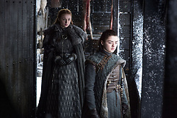 September 1, 2017 - Sophie Turner, Maisie Williams..'Game Of Thrones' (Season 7) TV Series - 2017 (Credit Image: © Hbo/Entertainment Pictures via ZUMA Press)