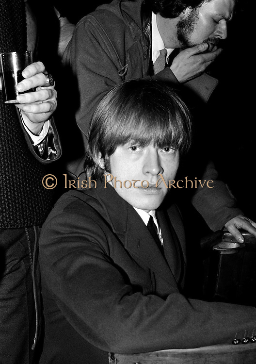 The Rolling Stones Charlie is my Darling - Ireland 1965. Brian Jones poses for the cameras at the Rolling Stones press conference at the Adelphi Theatre, Middle Abbey Street, Dublin. Birthday gift ideas of a Limited Edition Prints of Brain Jones, The Rolling Stones, Charlie is my Darling, Ireland 1965. <br /> Fine art Limited Edition Prints of Brain Jones, The Rolling Stones, Charlie is my Darling, Ireland 1965. <br /> Unique birthday gifts for him  a Limited Edition Prints of Brain Jones, The Rolling Stones, Charlie is my Darling, Ireland 1965.  <br /> Gifts for men of  Limited Edition Prints of Brain Jones, The Rolling Stones, Charlie is my Darling, Ireland 1965.  <br /> Groomsmen gifts  of Limited Edition Prints of Brain Jones, The Rolling Stones, Charlie is my Darling, Ireland 1965.  <br /> Gift ideas of Limited Edition Prints of Brain Jones, The Rolling Stones, Charlie is my Darling, Ireland 1965.  <br /> Thank you gifts of Limited Edition Prints of Brain Jones, The Rolling Stones, Charlie is my Darling, Ireland 1965.  <br /> Cool gifts of Limited Edition Prints of Brain Jones, The Rolling Stones, Charlie is my Darling, Ireland 1965.  <br /> Wedding gifts  of Limited Edition Prints of Brain Jones, The Rolling Stones, Charlie is my Darling, Ireland 1965.  <br /> Romantic gifts of Limited Edition Prints of Brian Jones, The Rolling Stones, Charlie is my Darling, Ireland 1965.  <br /> Anniversary gifts of Limited Edition Prints of Brian Jones, The Rolling Stones, Charlie is my Darling, Ireland 1965.  <br /> Christmas gifts of Limited Edition Prints of Brian Jones, The Rolling Stones, Charlie is my Darling, Ireland 1965.  <br /> Unusual giftsof Limited Edition Prints of Brian Jones, The Rolling Stones, Charlie is my Darling, Ireland 1965. <br /> Unique gifts of  Limited Edition Prints of Brian Jones, The Rolling Stones, Charlie is my Darling, Ireland 1965. <br /> Birthday gifts of Limited Edition Prints of Brian Jones, The Rolling Stones, Charlie is my Darling, Irel