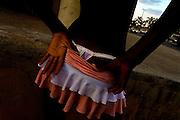 Ipatinga_MG, 28 de Agosto de 2007.<br /> <br /> Projeto Beira de Estrada<br /> <br /> Rota Vale do Rio Doce<br /> <br /> Na foto, a garota de programa Karla, que tem 18 anos.<br /> <br /> Foto: LEO DRUMOND / NITRO