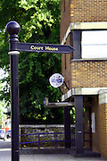 Kettering Magistrates Court, Kettering Town centre