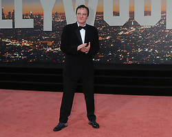 July 22, 2019 - Los Angeles, CA, USA - LOS ANGELES - JUL 22:  Quentin Tarantino at the ''Once Upon a Time in Hollywood'' Premiere at the TCL Chinese Theater IMAX on July 22, 2019 in Los Angeles, CA (Credit Image: © Kay Blake/ZUMA Wire)