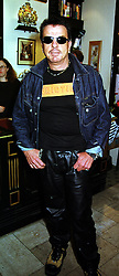 Interior designer MR NICKY HASLAM, at a party in London on 14th September 1999.MWH 39