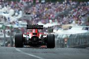 May 25, 2014: Monaco Grand Prix: Jules Bianchi, Marussia F1 team